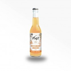 1642 GINGER BEER 275ML