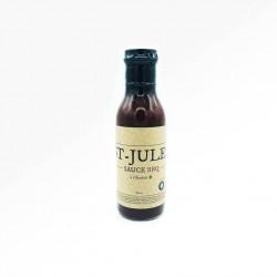 SAUCE ST-JULES BBQ 350ML