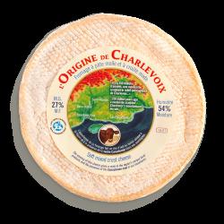 ORIGINE DE CHARLEVOIX