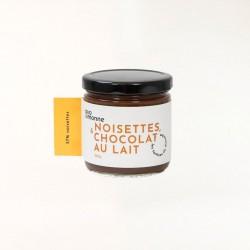 NOISETTES & CHOCOLAT AU LAIT