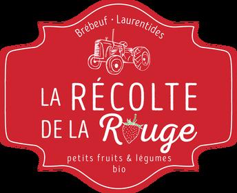 FERME RÉCOLTE DE LA ROUGE